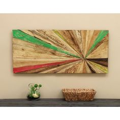 Reclaimed Wood Wall Art - Free Shipping Today - Overstock.com - 17668284 - Mobile