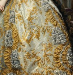 Marie Leszczynska, Queen of France by Charles- Andre van Loo