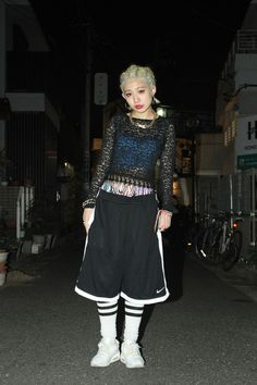 @Tracy Street of Harajyuku, Tokyo