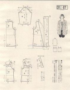 giftjap.info - Интернет-магазин   Japanese book and magazine handicrafts - Lady Boutique 2016-04 straight cardigan