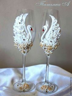 glass decorate