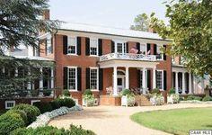 'Castle Hill' colonial estate near Monticello asks $11.5 million.