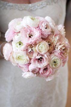 A lovely bridesmaids bouquet