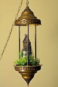 """""""Rain"""" Lamp."""