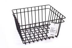 MAYN Storage basket M Black Interior Architecture, Interior Design, Storage Baskets, Sweet Home, Furniture, Home Decor, Finland, Sun, Random