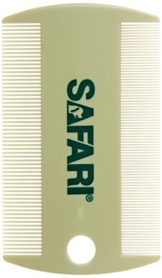 Safari Pet Products Safari Double Sided Flea Comb Safari Double Sided Flea Comb Flea and Tick -- Find out more about the great product at the image link. (This is an affiliate link and I receive a commission for the sales)
