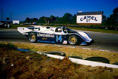 The most beautiful racecars of all time - Porsche-962. RACER.com