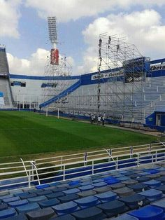 The stage is already being set up in Argentina