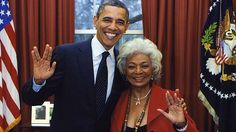 Star Trek's original Uhura is going on a NASA mission