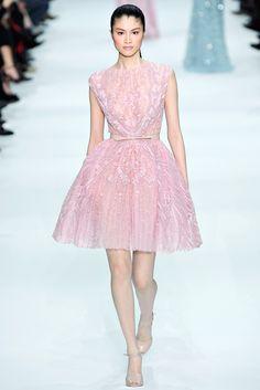 elie saab haute couture, spring 2012