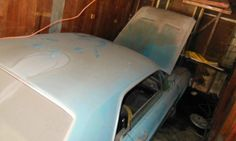 Stored For 10 Years In LA: 1967 Ford Mustang - http://barnfinds.com/stored-for-10-years-in-la-1967-ford-mustang/