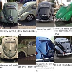 Never seen so many ovals for sale on eBay all at once!!!🤔 #vw #volkswagen #vwbeetle #oval #split #splitscreen #beetle #aircooled #hotvws #porsche #low #slow #classic #vintage #bug #slammed #airride