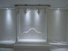 Puja room - Marble Temple