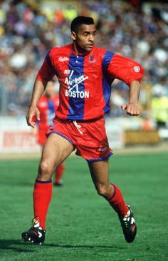 Crystal Palace Fc, Division, 1990s, Football, Bright, Running, Crystals, Celebrities, Sports