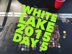 White Lake Water Metal Detecting with Garrett AT Pro and GoPro Cam Foota...