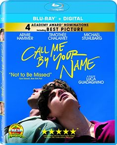 Call Me by Your Name (Blu-ray Digital) Armie Hammer, Best Amazon, Amazon Deals, Movie List, I Movie, Top Movies To Watch, Call Me By, Jean Reno, Looking For Alaska