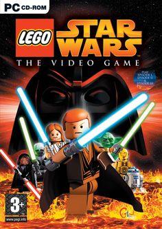 lego star wars game box - Google Search