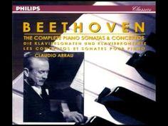 Complete Beethoven Piano Sonatas . Claudio Arrau