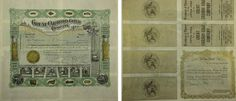 Canada,1906 - Great Cariboo Gold Company Stock Certificate