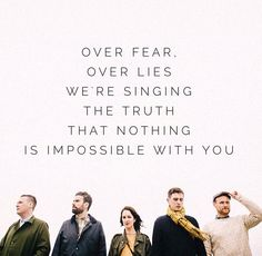 Rend Collective || Every Giant Will Fall