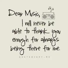 Music quotes- especially right now- I love Spanish music and I'm listening to it right now and feel a very positive vibe and when I open Pinterest I see this More #music