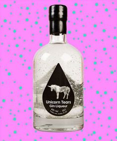Well, you can drink unicorn tears now