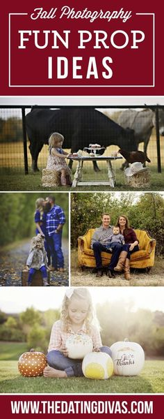 Fall Photography Prop Ideas. Photo Styling Family Photography Props, Family Photo Props, Family Picture Poses, Autumn Photography, Picture Ideas, Photo Ideas, Photography Ideas, Children Photography, Outdoor Photography
