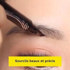 Eyebrows, Eyeliner, Beauty Inside, Eye Make Up, Lancome, Body Care, Beauty Hacks, Hair Beauty, Lipstick