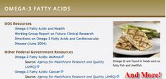 NIH Omega 3 Resource...