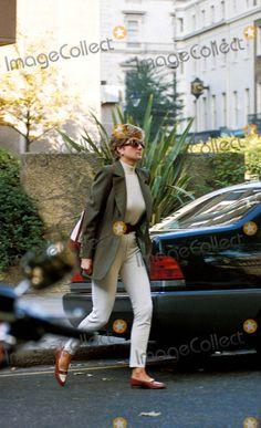 Princess Diana Harvy Nichols Knightsbridge, London Photo:marco Diedda-alpha-Globe Photos Inc 1994 Princessdianaretro