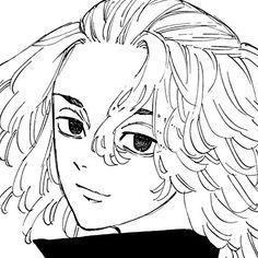 Otaku Anime, Anime Manga, Anime Guys, Ken Tokyo Ghoul, Anime Inspired Outfits, Mikey, Anime Qoutes, Another Anime, Black And White Aesthetic