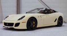 2012 Ferrari 599 SA Aperta  -  1 of 80 / US Spec