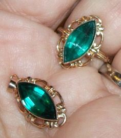 A personal favorite from my Etsy shop https://www.etsy.com/ca/listing/186236633/s-a-l-e-1249910k-pendant-and-ring-set