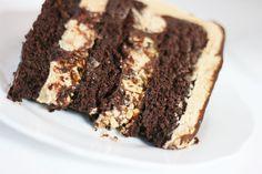 This Mocha Almond Fudge Cake
