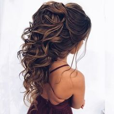 18 Updo Wedding Hairstyles - The Marble Home -.- 18 Hochsteckfrisuren Hochzeitsfrisuren – The Marble Home – wb – 18 Updo Wedding Hairstyles – The Marble Home – wb – - Wedding Hairstyles For Long Hair, Elegant Hairstyles, Wedding Hair And Makeup, Bride Hairstyles, Easy Hairstyles, Straight Hairstyles, Bridal Hair, Amazing Hairstyles, Wedding Hair Styles