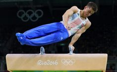 Max Whitlock wins bronze in men's gymnastics all-around final