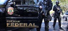 Papel Mache: Parabéns Polícia Federal