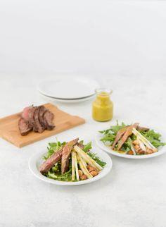 Keto Matchstick Salad in The Keto Holiday Cookbook Christmas Recipes, Thanksgiving Recipes, Keto Holiday, Dinners, Meals, Keto Dinner, Paleo Recipes, Nom Nom, Low Carb