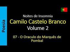 Noites de Insomnia - 07 - O Oraculo do Marquês de Pombal
