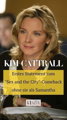 """""""SATC""""-Fans dürfen sich über ein Comeback der Kult-Serie freuen, jedoch ohne Schauspielerin Kim Cattrall, die in der Serie Samantha Jones verkörperte. Jetzt äußerte sich die 64-Jährige zum ersten Mal und setzt ein klares Statement... #grazia #grazia_magazin #sexandthecity #samanthajones #statement #satc #kimcattrall #starnews #sexandthecityreboot"""