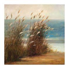 Coastal Classic Landscape II Canvas Art Print   Kirklands