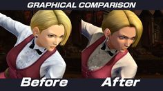 The King of Fighters XIV 1.10 Teaser Trailer Shows Its New Graphical Upgrades and Content