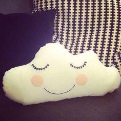 Sleeping Cloud cushion