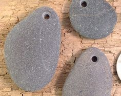 Lake Superior beach stone Pendant by LakeSuperiorDrifting on Etsy