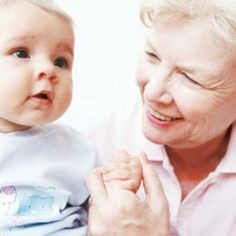 What you should know when a grandparent cares for your baby. #childcare