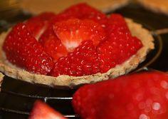 Paleo Dessert, Paleo Vegan, Healthy Recipes, Healthy Food, Strawberry, Nutrition, Fruit, Gluten, Eat