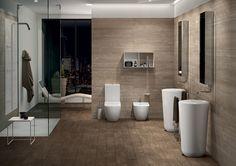 Rokur - Inšpirácie - Moderné kúpeľne
