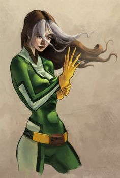 Rogue by widownid on deviantART