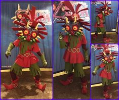 Majora's Mask and Skull Kid. I've made two... - The Adventures of Li