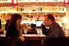 More bar engagement photos... Hmmm??? Is this a weird idea?